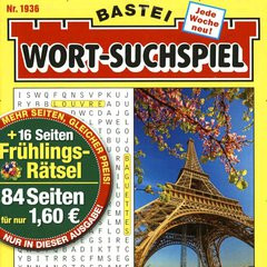 Wort-Suchspiel Titelbild