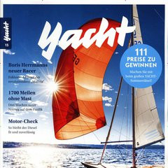 Yacht Titelbild