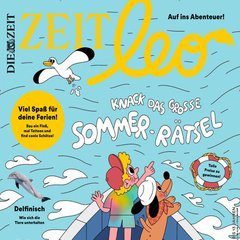 ZEIT LEO Titelbild