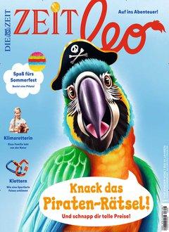 ZEIT LEO Abo + 15,00 € Prämie + 6,13 € Rabatt Titelbild